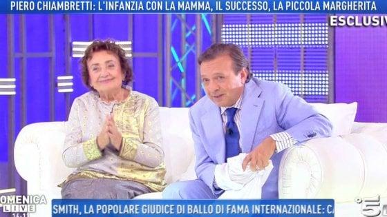 Coronavirus, è morta Felicita, la mamma di Piero Chiambretti