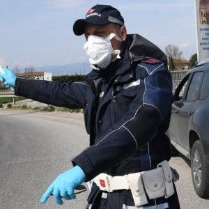 """Coronavirus, a Torino calano le persone denunciate per aver violato il """"coprifuoco"""""""