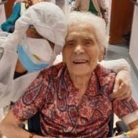 Biella, a 104 anni nonna Ada guarisce dal coronavirus: