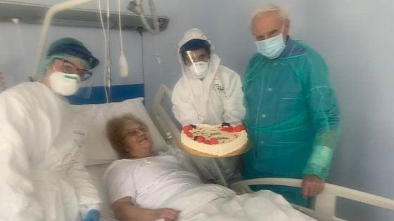 Anniversario Di Matrimonio Torino.Torino Anniversario Di Matrimonio In Ospedale La Sfida Di