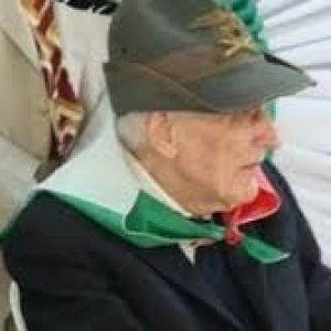 A Biella morto il decano degli alpini: a maggio avrebbe compiuto 107 anni