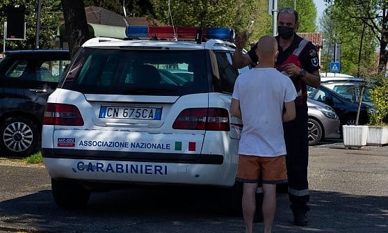 Coronavirus, a Grugliasco arrivano le ronde anti-trasgressori: mobilitati in 101 tra ex carabinieri e cittadini