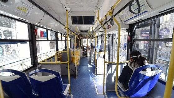 Torino: Gtt studia bus a prenotazione per la fase 2, si comincia dalle fabbriche