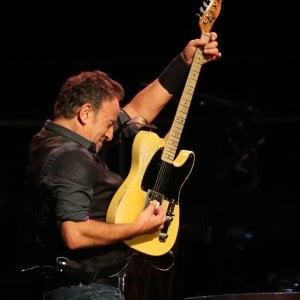 Live@Torino, votate il vostro concerto preferito, Springsteen rimane in vetta