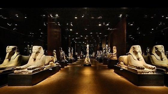 """""""Duecento visitatori invece che 1600: così riaprirà il Museo Egizio anche se non ci siamo mai fermati"""""""