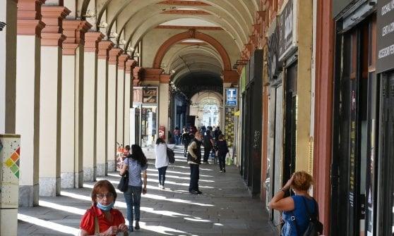 Il maquillage dei portici di Torino: si parte da via Cernaia, Nizza e Sacchi