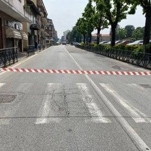 Alpignano, chiuso il  ponte sulla Dora: rischia di crollare