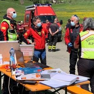 Val Chisone trovato morto l'escursionista disperso da ieri sera