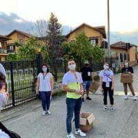 """Settimo Torinese, la sindaca impone la mascherina anche all'aperto: """"Contagi ric..."""