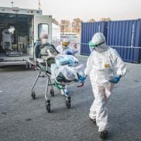 Coronavirus, per la prima volta in Piemonte i ricoverati scendono sotto