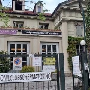 Torino:  il Club di Scherma del Valentino sfida il Comune e riapre