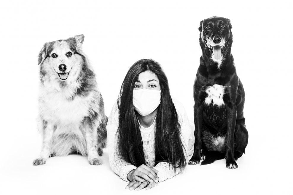 Cani, insostituibili compagni di lockdown: foto d'autore per ringraziarli