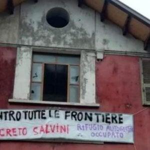 Aiutavano i migranti  fuggire in Francia dall'Italia,  divieto di dimora  per 17 antagonisti