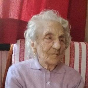 Addio alla nonna più longeva d'Italia: a 112 anni morta Erminia  Bianchini