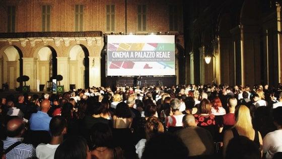 Torino, quattro arene per il cinema d'estate al Valentino, in Piazzetta Reale, a San Salvario e Barriera Milano
