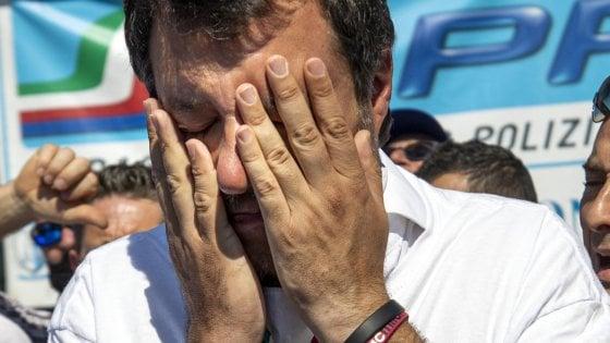"""150939824 b065dd15 e334 4ea4 ba04 464d3e9e915b - Torino, Salvini chiede e ottiene di rinviare il processo per vilipendio della magistratura: """"Troppi contagi"""""""