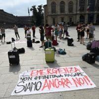 Studenti minacciano la fuga da Torino