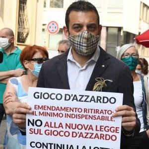 """Torino, """"Non toccate la legge sul gioco d'azzardo"""""""