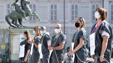 Covid, la Ragioneria dello Stato stoppa il premio agli infermieri in prima linea