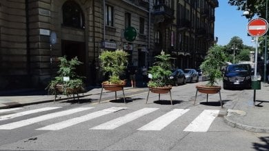 Torino, nuova capitale delle isole pedonali: arrivano altre cinque aree senza auto
