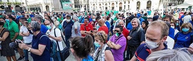"""""""Nel Torinese in cassa integrazione 60 mila operai, serve un piano anticrisi""""      Foto"""