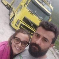Cuneo: la sfida di Giorgia, la patente da camionista per lavorare con il