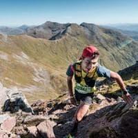 Val d'Aosta, sale e scende dal Gran Paradiso in due ore e 2 minuti: è record