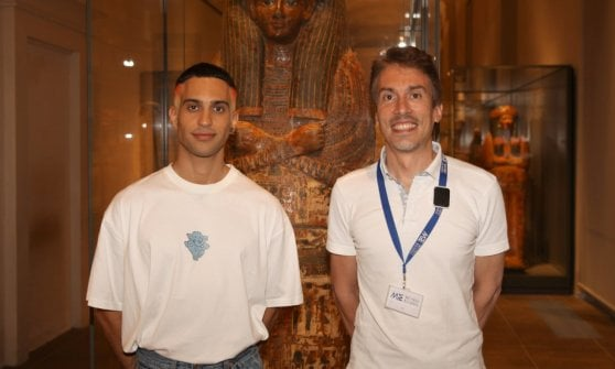 Niente Ferragni, il Museo Egizio di Torino punta su Mahmood