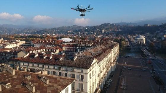 Amazon sceglie Torino e il Politecnico per sperimentare i suoi droni a guida autonoma