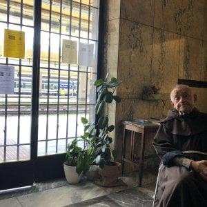 """""""Cerco volontari per riaprire la cappella della stazione di Porta Nuova al binario 20"""""""
