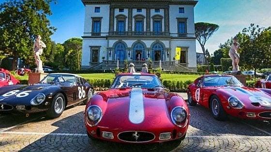 """Torino, """"clonano"""" la Ferrari 250 Gto, l'auto più cara di sempre, e tentano di venderla: denunciati"""