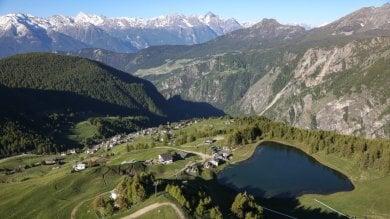 """Rep19/   Val d'Aosta, il paesino che da 70 anni rifiuta la strada: """"Stiamo bene così"""""""