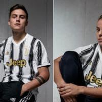 """Juve, tornano le strisce ma """"moderne"""": ecco la nuova maglia 2020-2021"""