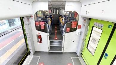Contrordine: anche in Piemonte  torna in vigore il distanziamento sui treni regionali