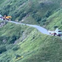 """""""Non era un trofeo da fotografare"""", recuperata l'auto dell'incidente mortale di Grillo"""