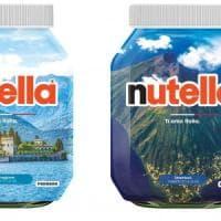 """""""Ti amo Italia"""": il Belpaese in mostra sui vasetti della Nutella per aiutare il turismo"""