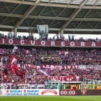 Sabato riapre lo stadio Grande Torino: sulle tribune medici e infermieri