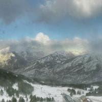 Il grande freddo arriva in anticipo: meno 22 gradi alla Capanna Margherita.