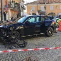 Langhe: arrestato per omicidio stradale l'uomo che ha travolto 5 turisti