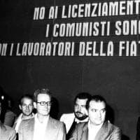 Le immagini di Berlinguer ai cancelli degli stabilimenti Fiat