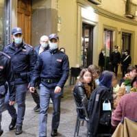 Torino: blitz dei carabinieri al pranzo di battesimo al ristorante, multati