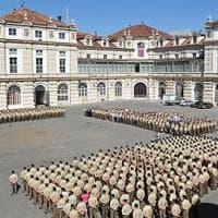 Torino, positivi 5 ufficiali della Scuola di applicazione dell'Esercito: cento allievi in...