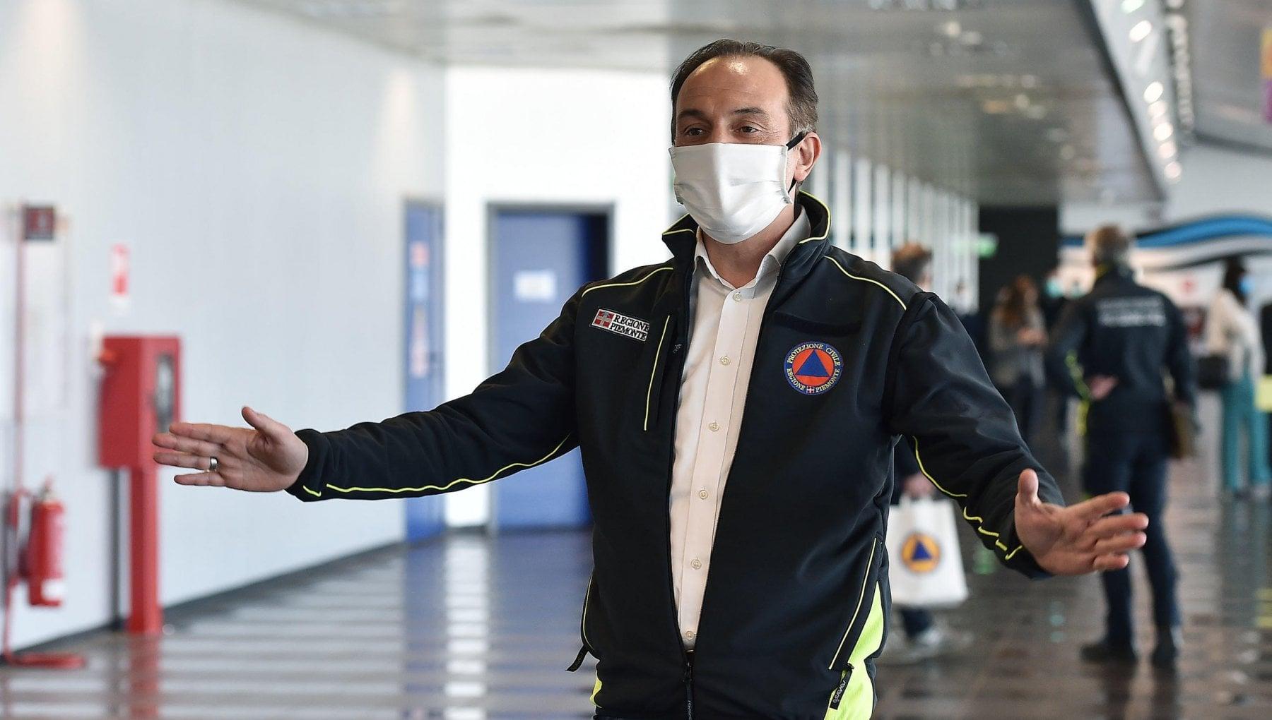Cirio: il virus rallenta, il Piemonte in zona arancione ai primi di dicembre