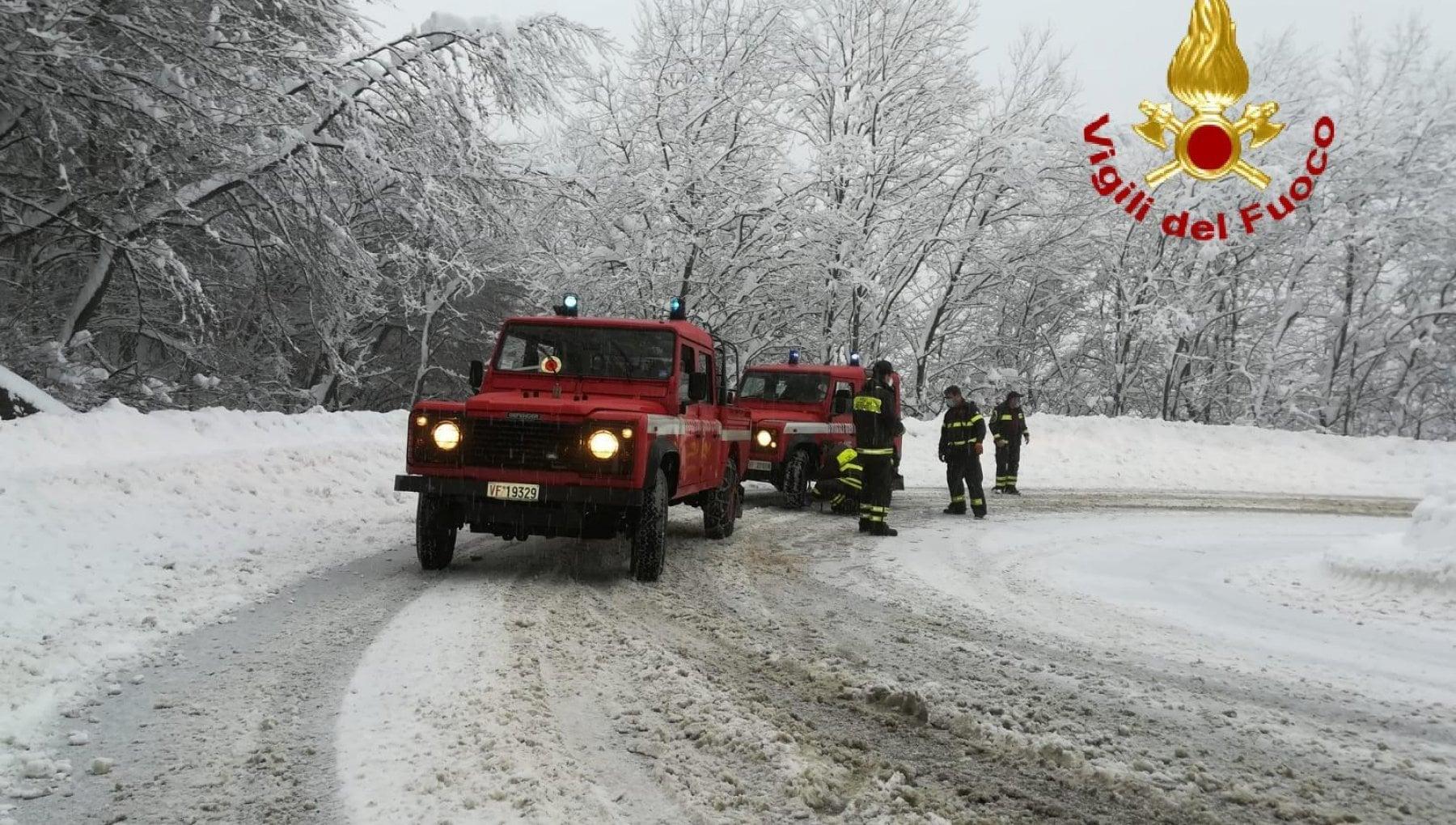 115242665 f03fceca 3319 4f6e 8847 4d1c4540ee95 - Maltempo: un metro di neve fresca in due giorni, forte rischio valanghe
