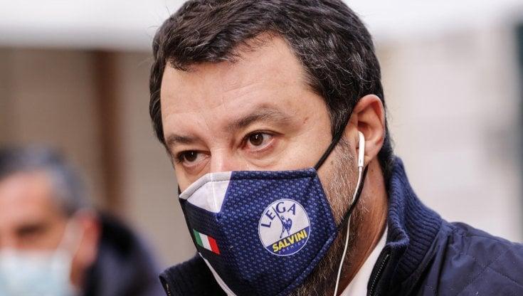 """Torino, Salvini diserta il processo per insulti ai magistrati: """"Impegni istituzionali"""". Il giudice: """"Oggi Senato chiuso, si va avanti"""""""