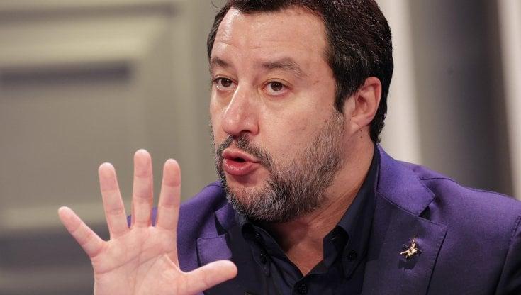 """Salvini diserta il processo a Torino, Gasparri scrive a Mattarella: """"Inquietante negargli il legittimo impedimento"""""""