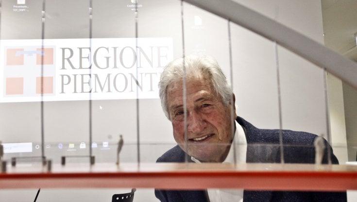 Giugiaro come Renzo Piano regala un ponte alla sua città, Garessio