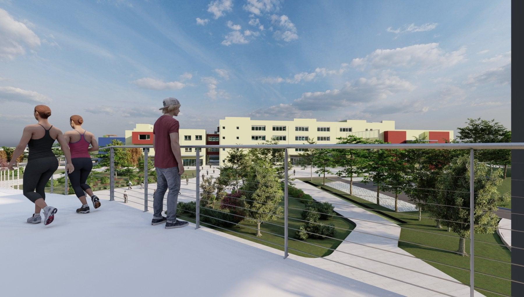 Laboratori Palestre Il Campus Di Grugliasco Pronto Per Il 2024 La Repubblica