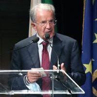 """Prodi: """"Io presidente della Repubblica? Ho 82 anni, un settennato sarebbe da incoscienti"""""""