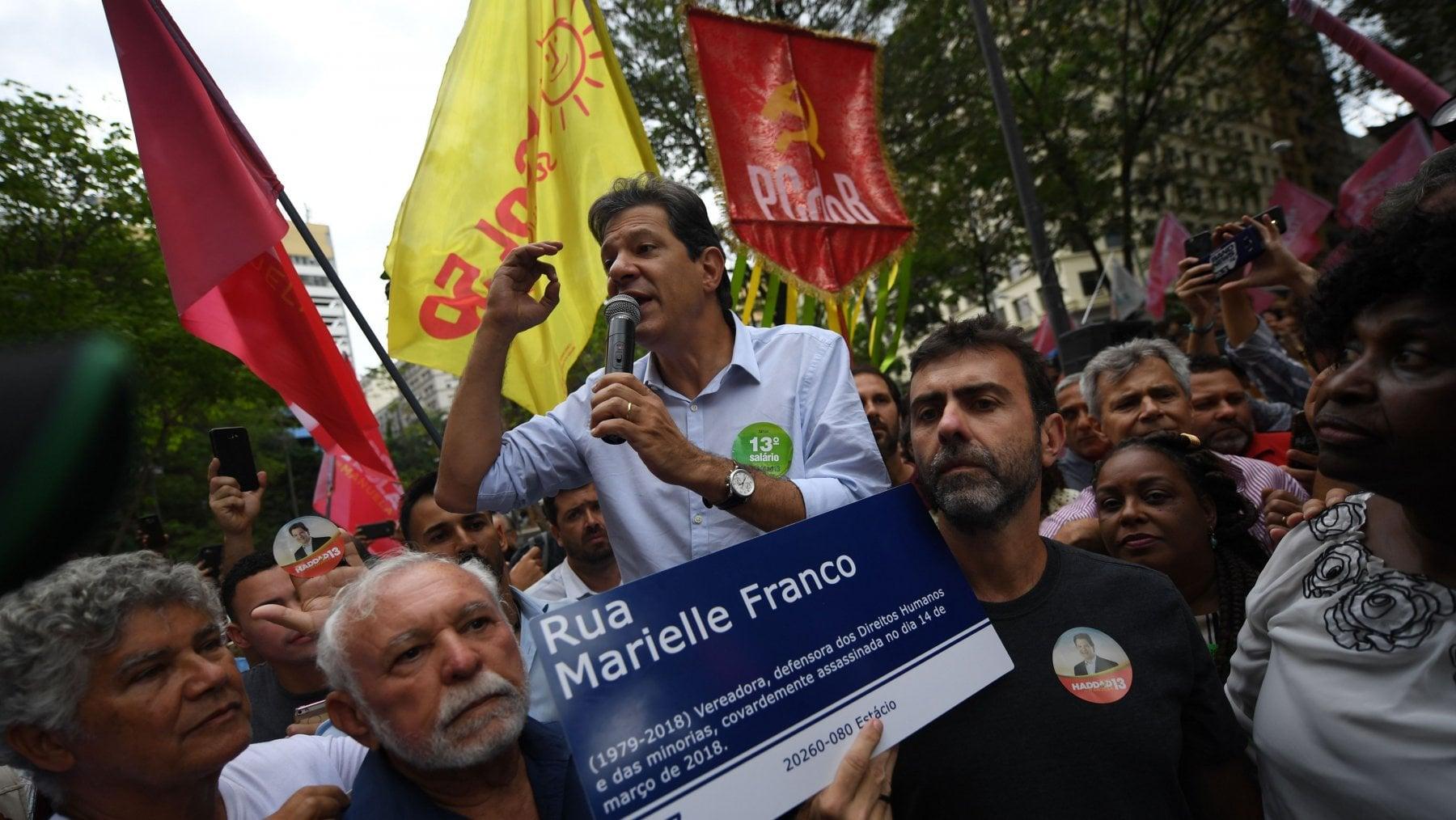 204724743 a6df87cb 7adf 42d9 81a4 d13824062416 - Brasile, la vedova di Marielle Franco eletta a Rio per continuare la battaglia dell'attivista uccisa